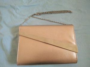 Rose gold clutch bag Lutwyche Brisbane North East Preview