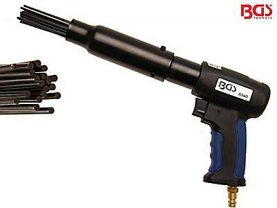 BGS 8540 Druckluft Nadelentroster Entroster Lackentferner Entlacker Werkzeug
