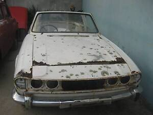 Triumph stag parts Tullamarine Hume Area Preview