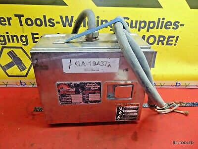 Red-d-arc Welder Sb80 Power Distribution Panel Multi Outlet Box 120240 10000a