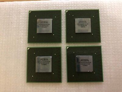 Lot Of 4 Altera Ep2agx45df25c5n