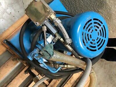 Vickers System Pak Hydraulic Power Unit 5hp 3ph