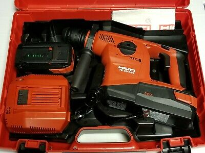 Hilti Te 30-a36 36v Cordless Combihammer Kit New Version Brand New.