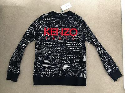 kenzo sweater size xs