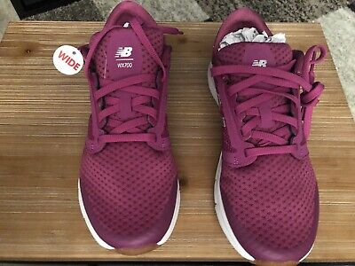 NEW BALANCE (NEW) MESH LACE UP SNEAKERS-700 7.5 Wide