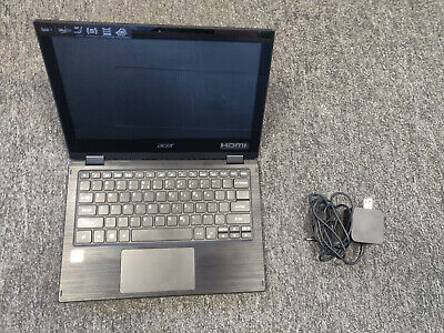 "ACER SPIN 1 SP111-33-P88S 11.6"" INTEL N5000 4GB 64GB WIFI BT NETBOOK LAPTOP"