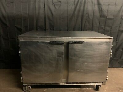 Beverage Air Ucr48a 48 Undercounter Refrigerator Cooler Used