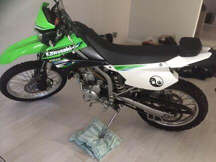 2013 Registered KLX 250