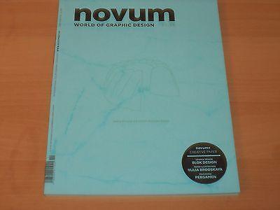 Novum - World of Graphic Design 11/2016 Neuwertig!