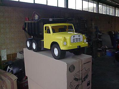 Tatra T148 Kipper 72cm Lang bis 100KG Belastbar Neu in OVP Top Teil Gelb Schwarz