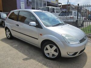 2004 Ford Fiesta ZETEC 3DR Automatic Hatch Thomastown Whittlesea Area Preview