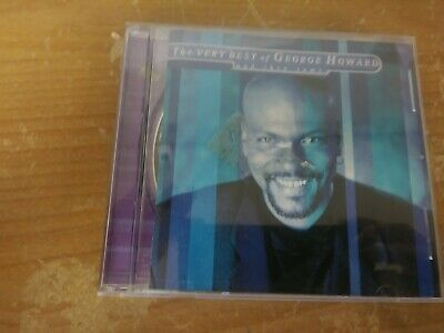 THE VERY BEST OF GEORGE HOWARD AND THEN SOME SMOOTH JAZZ MUSIC CD ALBUM DISC