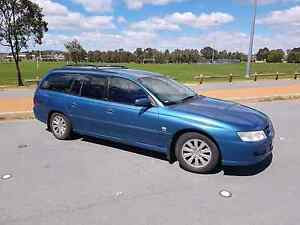 2005 VZ Commodore Wagon 7 seats Nicholls Gungahlin Area Preview