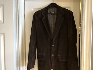 DANIER GENUINE LEATHER JACKET/BLAZER FOR MEN