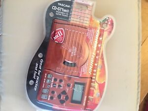 Tascam guitare trainer CD-GT1 MKII
