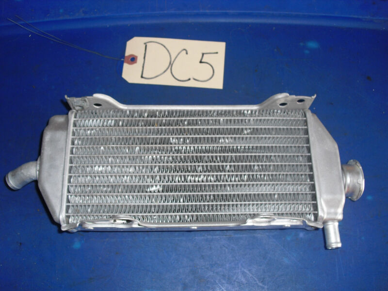 01-08 RM125 RM 125 RIGHT FILL SIDE RADIATOR COOLANT 02 03 04 05 06 07
