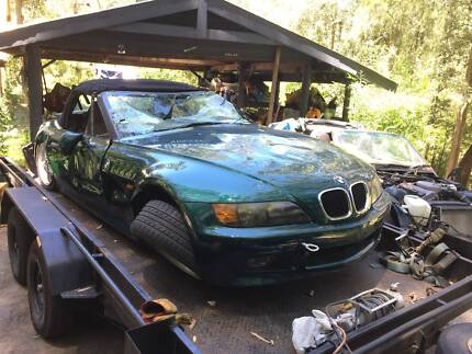 Bmw Z3 wrecks Hornsby Hornsby Area Preview