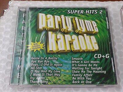 Karaoke CDGs, DVDs & Media - Party Tyme Karaoke