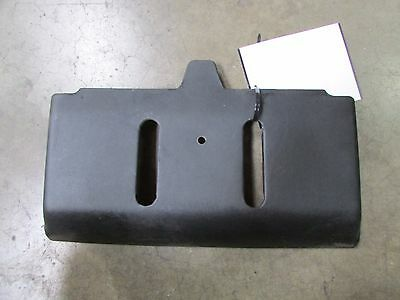 Lamborghini Murcielago, Rear Belt Trim Panel, Black, Used, P/N 78013705