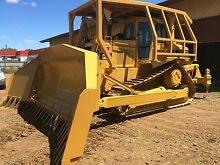 Caterpillar D7H-2 with stick rake Dalby Dalby Area Preview