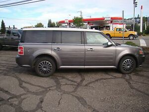 2009 Ford Flex limited  Prince George British Columbia image 1