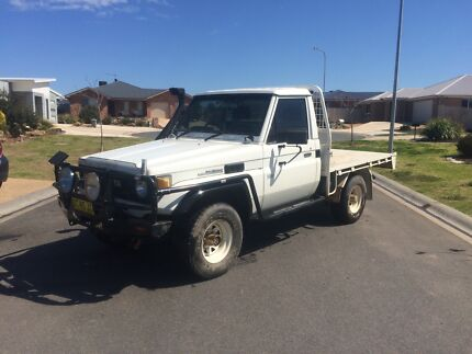 1989 Toyota LandCruiser Other Turvey Park Wagga Wagga City Preview