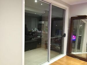 2 Sliding glass door 2400 x 2400 and 2 fly screens Rouse Hill The Hills District Preview