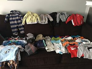 Boys 12 months 53 items sold ppu