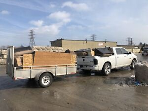 Any type of truck services- junk removal/deliveries Low Rates!