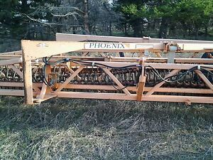 Pheonix rotary harrow