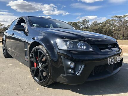 2007 Holden Special Vehicles Gts E Series Silver 6 Speed Manual