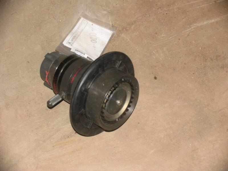 "Akron Turbomaster Stream Nozzle 2 1/2"" Style 1755 500-1250GPM"