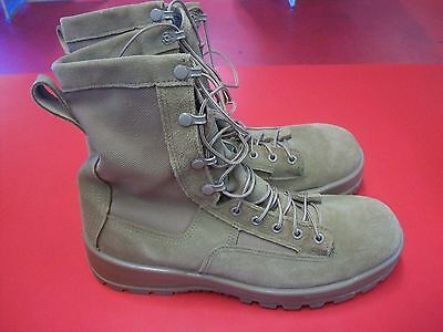 Coyote Brown Tactical Boot Goretex Scorpion Military boots Size 11 Reg Coyote Boot
