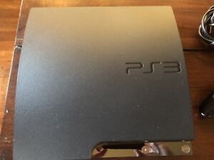 PS3 - 250GB with 6 games
