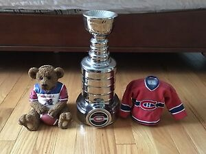 Canadiens piggy banks - tirelire Canadiens