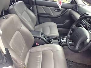 2002 Subaru Outback Luxury Auto  3M REGO+3YR WARRANTY+1YR RSA Ingleburn Campbelltown Area Preview