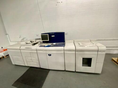 Xerox Nuvera 120 EA Digital Production System