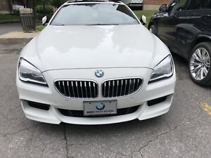 Bmw 650 grand coupe 2016 50000kL