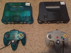 RETRO Video Games+Consoles - N64, Snes, Nes, GCube, Wii U, Wii, Ps2 Burnside Burnside Area Preview