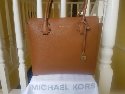 Michael Kors Mercer tote bag with receipt