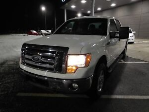 2011 Ford F-150 XLT,CRUISE,ECOBOOST,4X4,MARCHE-PIEDS