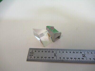Optical Prism Mounted Optics Laser Optics As Pictured 79-a-16
