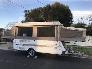 Jayco Flamingo 2006 Campervan camper trailer