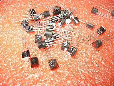 2n5458 Jfet N-channel Transistor 20 Pieces Free Shipping Nos