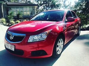 2011 Holden Cruze Sedan Mount Nathan Gold Coast West Preview