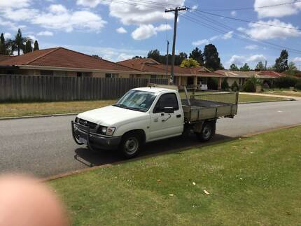 2003 Toyota Hilux Ute Bull Creek Melville Area Preview