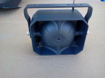 100 Watt Siren Pa Speaker With Mount
