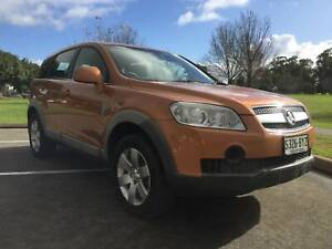 2007 Holden Captiva CG CX Wagon 7st Auto AWD 2.0DT Lyndoch Barossa Area Preview