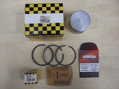 Briggs Stratton Piston Assembly .020 Oversized 555094 Vintage Racing With Pin