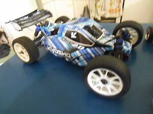 ..............rc kyosho inferno dbx 2 Abermain Cessnock Area Preview